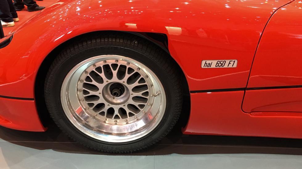 Monteverdi 650 F1 Salón de Ginebra