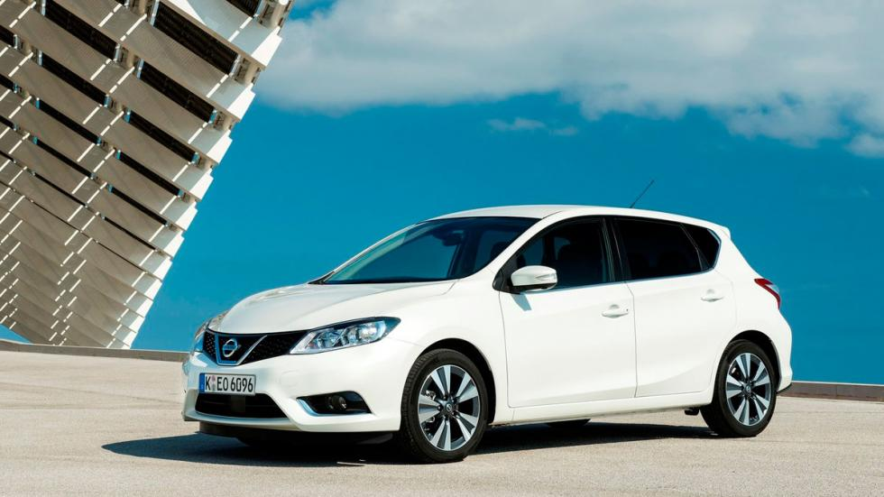 Nissan Pulsar coches aburridos