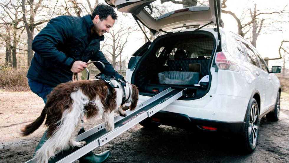 Nissan X-Trail 4Dogs Concept (I)