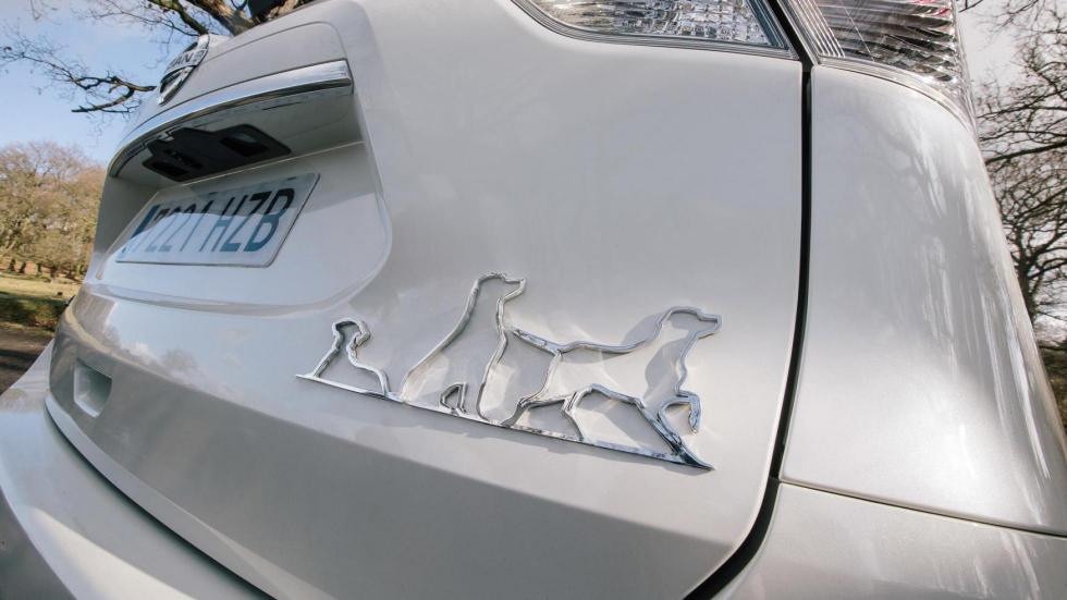 Nissan X-Trail 4Dogs Concept (V)