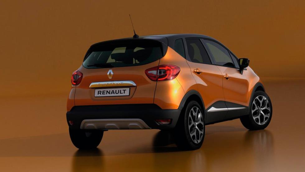 Nuevo Renault Captur 2017 (III)