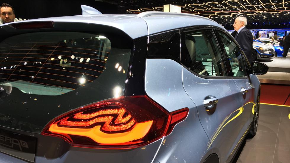 Opel Ampera-E Salón de Ginebra 2017