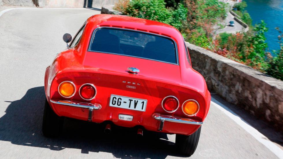Opel GT clásico mejores