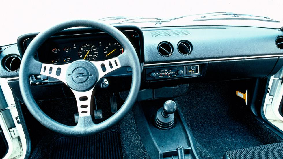 Opel Manta deportivo clasico