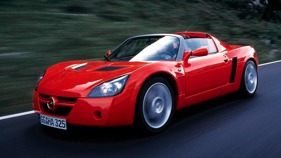 Opel Speedster mejores deportivo