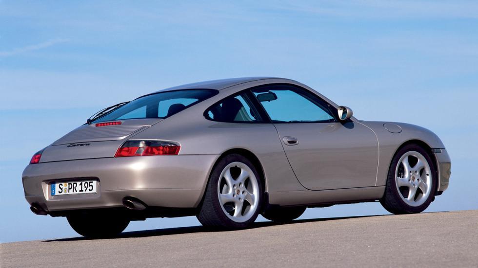 Porsche 911 996 clásico