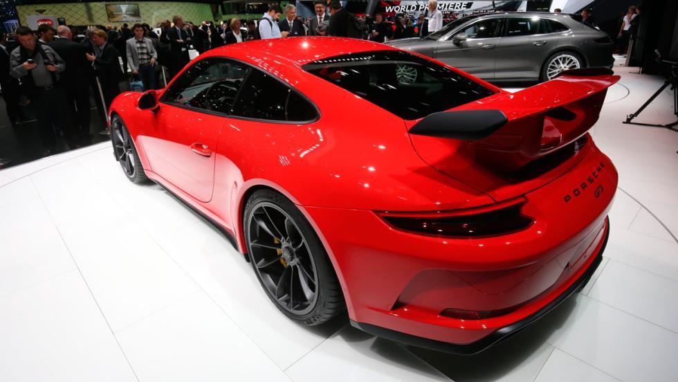 Porsche 911 GT3 2017 (trasera)
