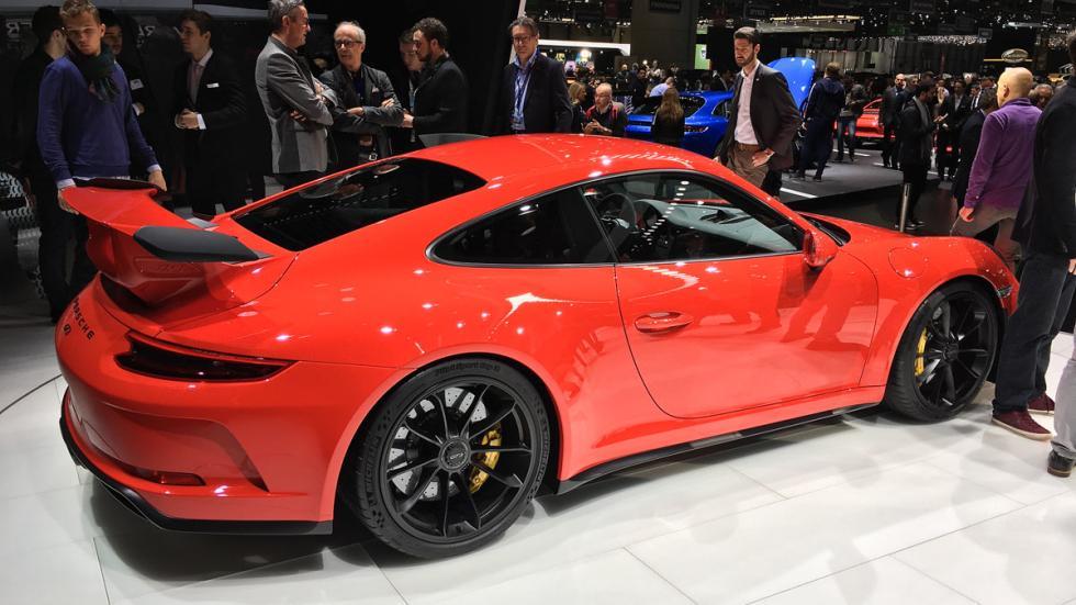 Porsche 911 GT3 Salón de Ginebra 2017