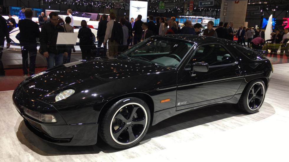 Porsche 968 Techart Salón de Ginebra 2017
