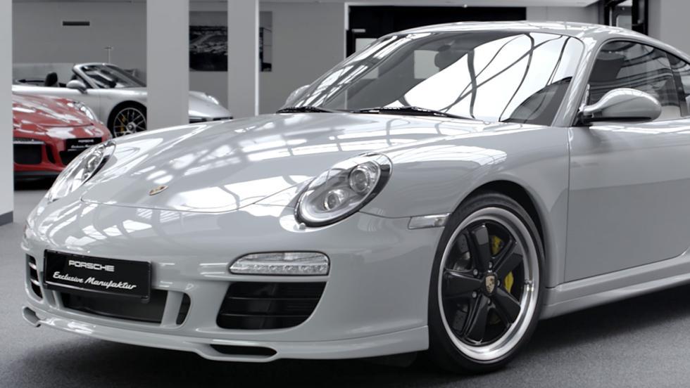 Los Porsche más especiales de la Historia - Porsche 911 997 Sport Classic