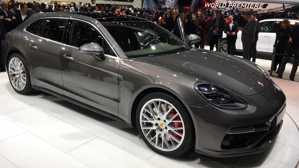 Porsche Panamera Sport Turismo Salón de Ginebra 2017