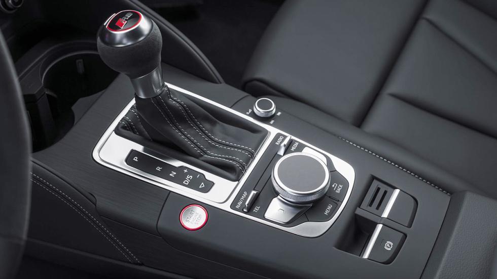 Prueba del Audi RS3 2017: así es por dentro