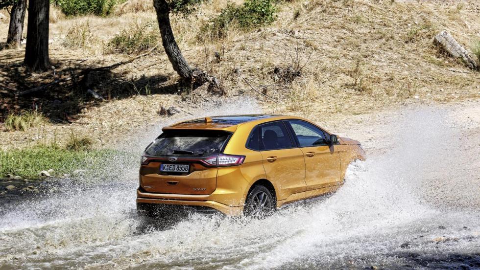 Prueba: Ford Edge Sport (III)