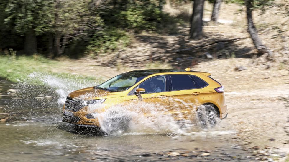 Prueba: Ford Edge Sport (IV)