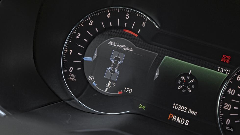 Prueba: Ford Edge Sport (IX)