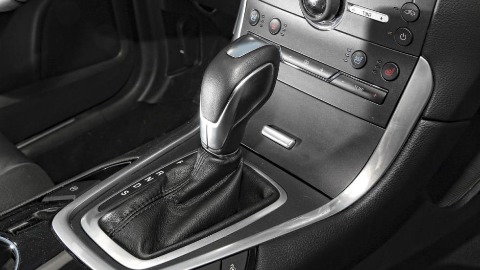 Prueba: Ford Edge Sport (VII)