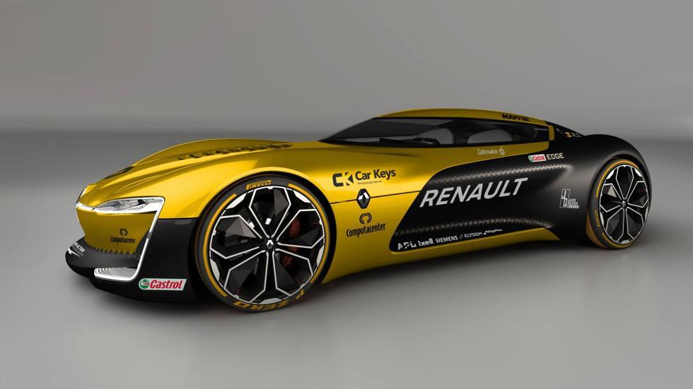 Renault F1 team Concept