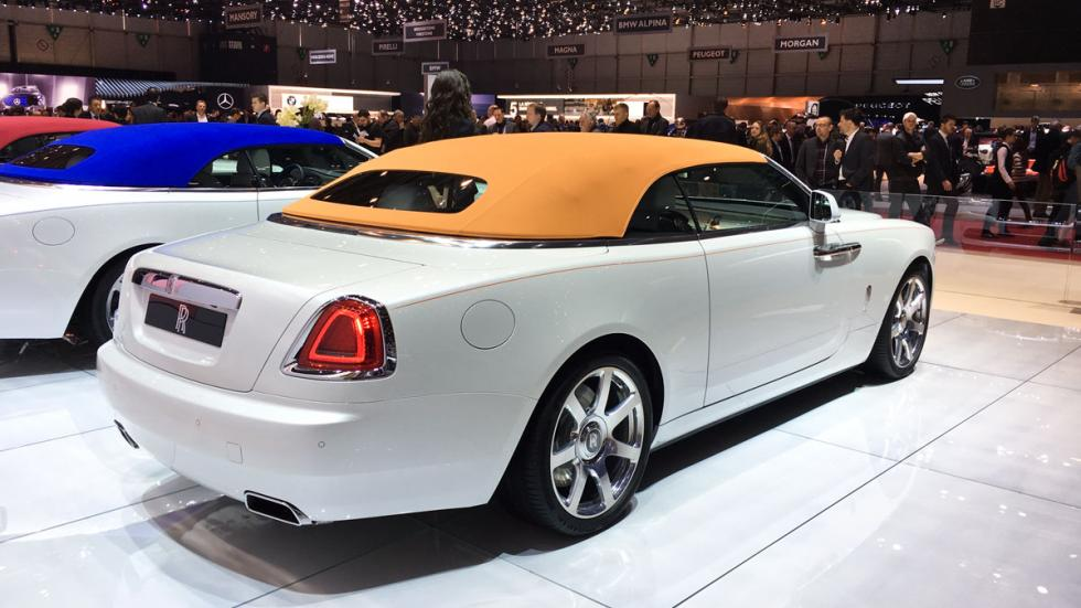 Rolls-Royce Dawn Inspired by Fashion Salón de Ginebra 2017