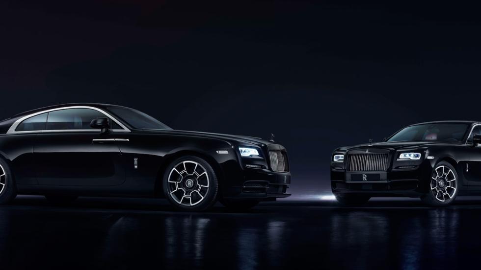 Rolls-Royce en el Salón de Ginebra 2017 (IV)