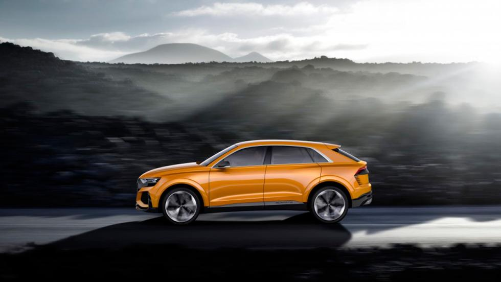 Salón de Ginebra 2017: Audi Q8 sport concept (IV)