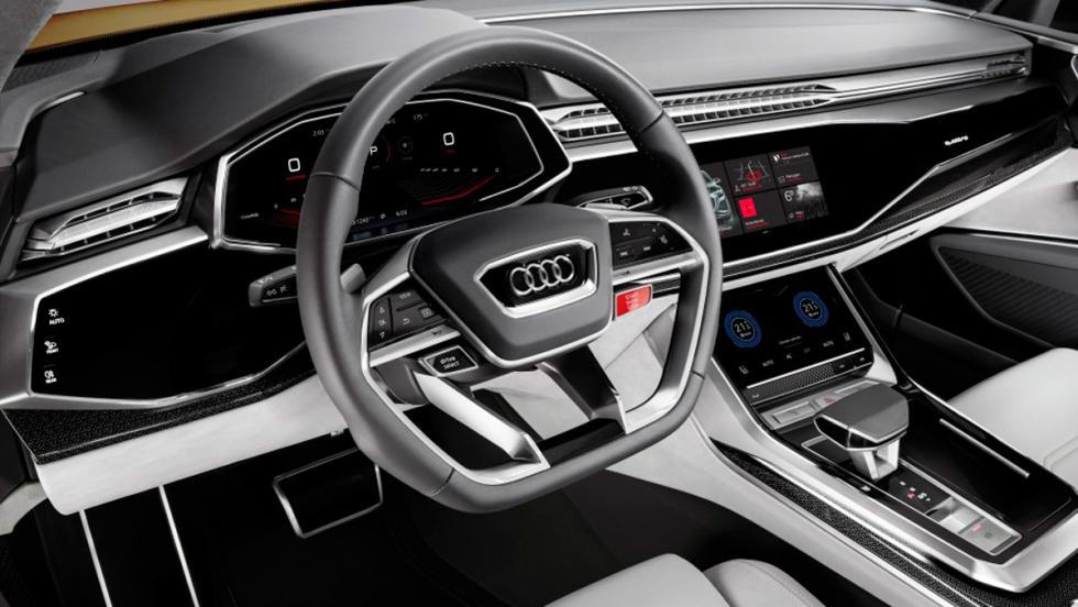 Salón de Ginebra 2017: Audi Q8 sport concept (VI)