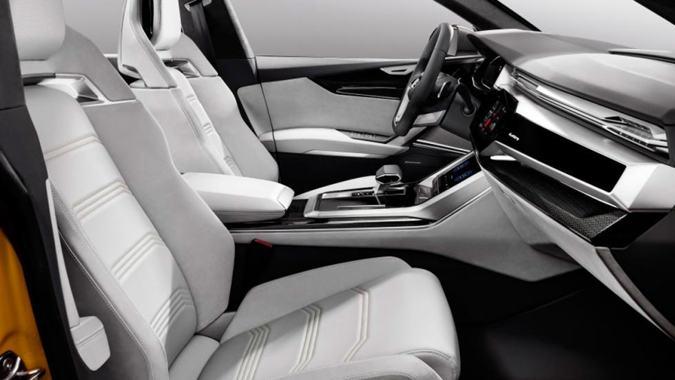 Salón de Ginebra 2017: Audi Q8 sport concept (VII)