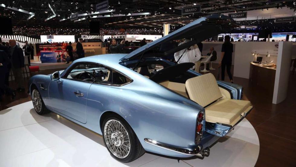 Speedback GT
