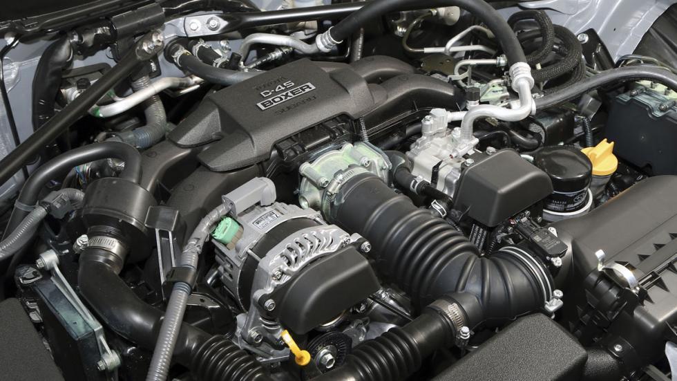 Subaru BRZ 2017 motor BRZ
