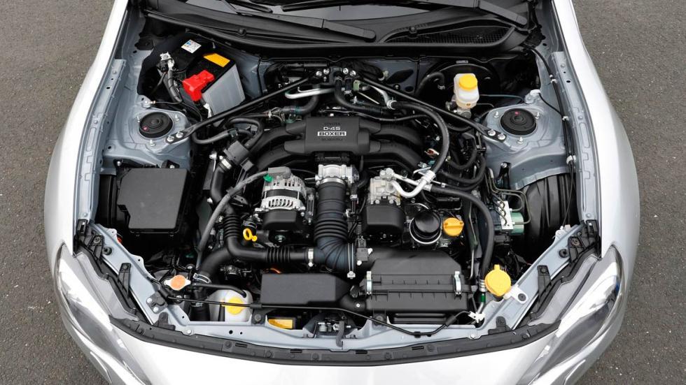 Subaru BRZ motor atmosférico