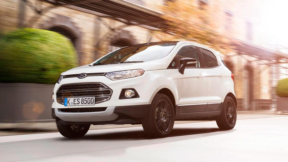 SUV para el asfalto: Ford EcoSport