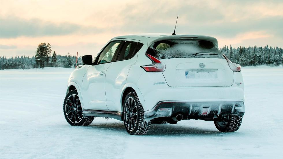 SUV para el asfalto: Nissan Juke Nismo