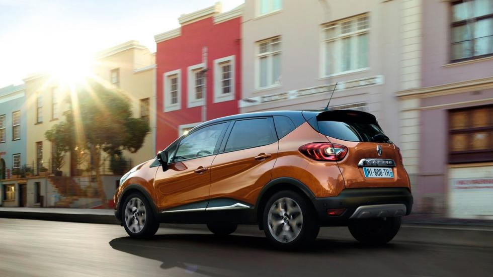 SUV para el asfalto: Renault Captur