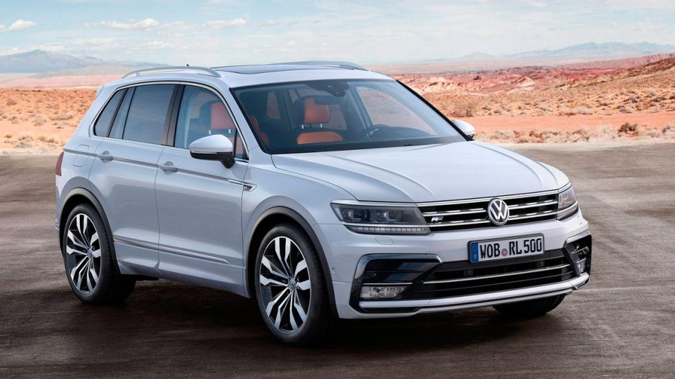 SUV para el asfalto: Volkswagen Tiguan