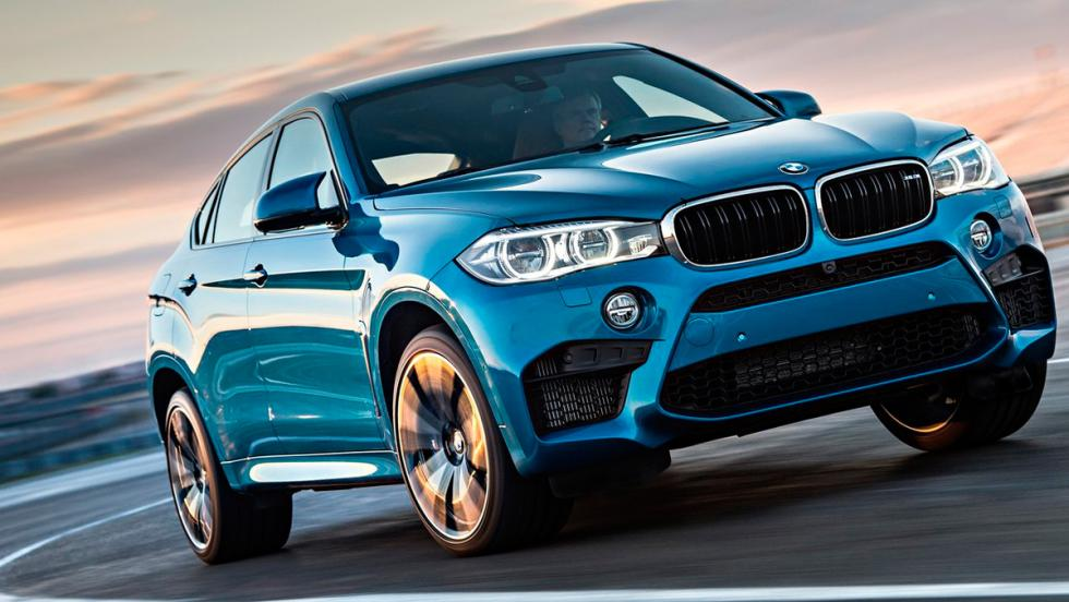Los SUV más caros: BMW X6 M (I)