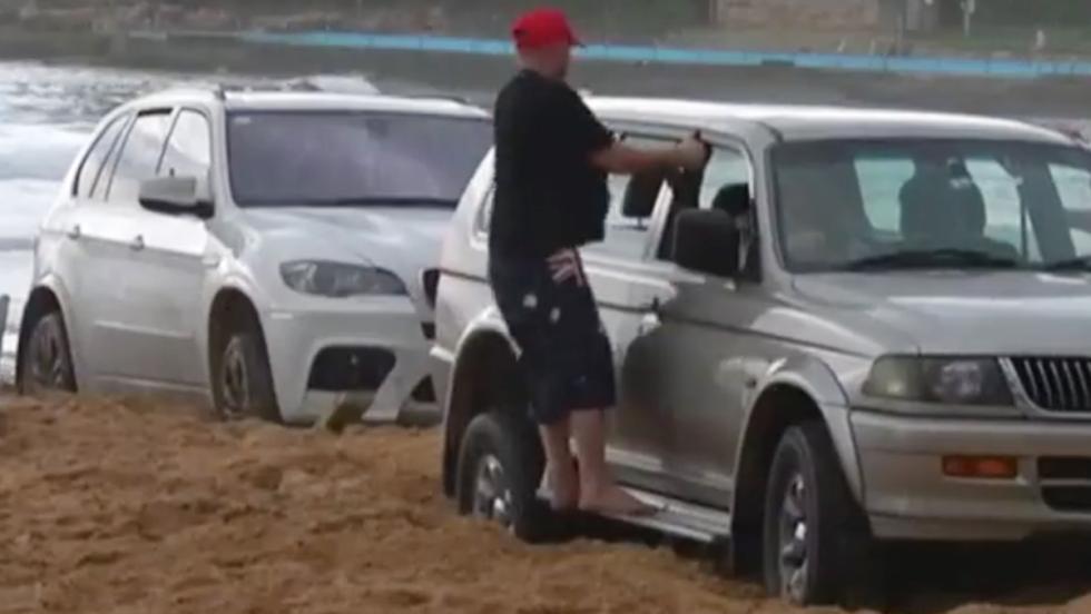 Un SUV no es un todoterreno