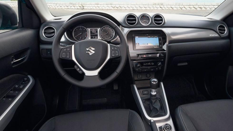 Suzuki Vitara 2015 coches aburridos