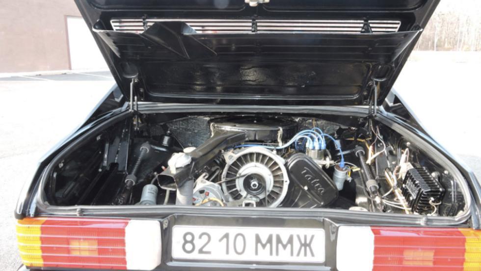 Tatra ex-KGB, a subasta (V)