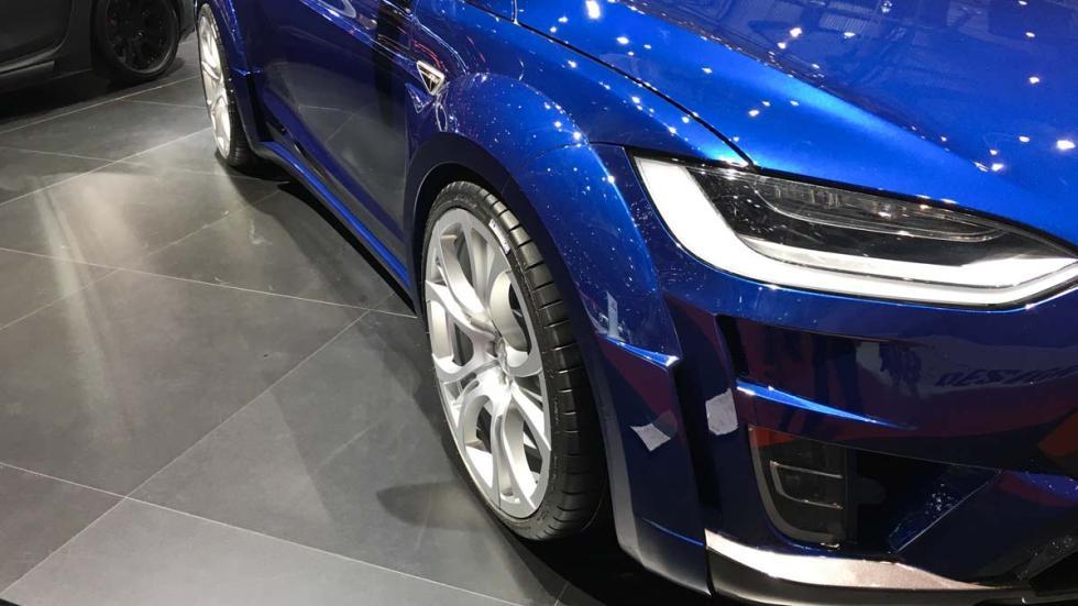 Tesla Model X Fab Design más feos Salón de Ginebra 2017