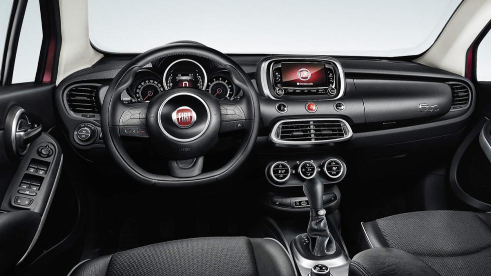 Todos los rivales del Dacia Duster 2017 - Fiat 500X