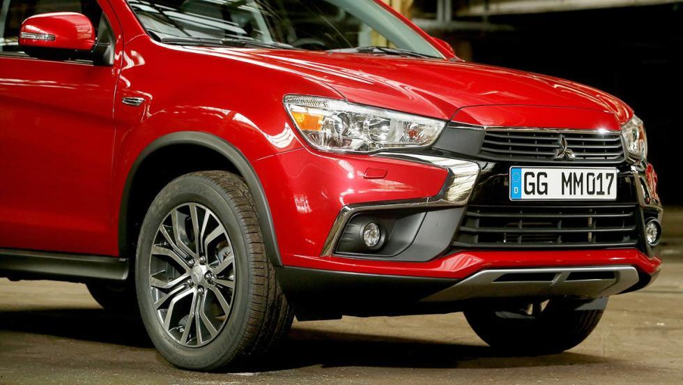 Todos los rivales del Dacia Duster 2017 - Mitsubishi ASX