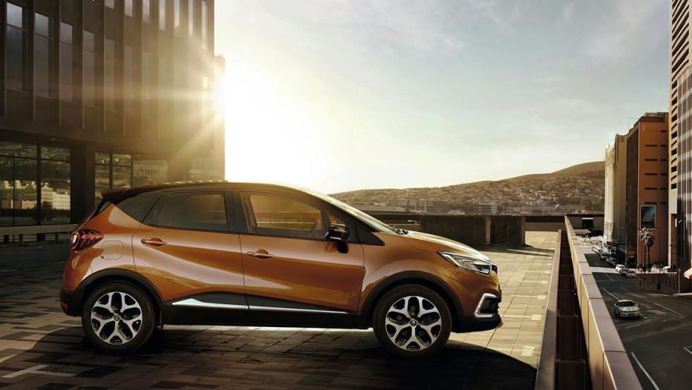 Todos los rivales del Dacia Duster 2017 - Renault Captur