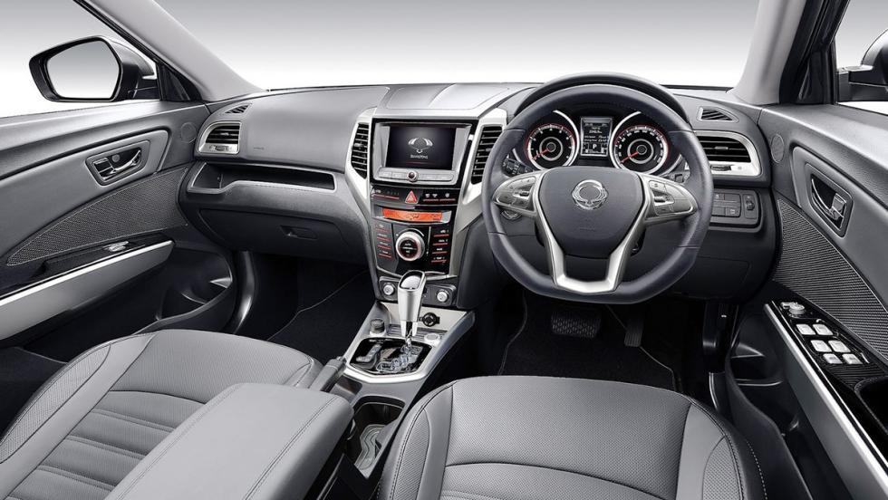 Todos los rivales del Dacia Duster 2017 - SsangYong Tivoli