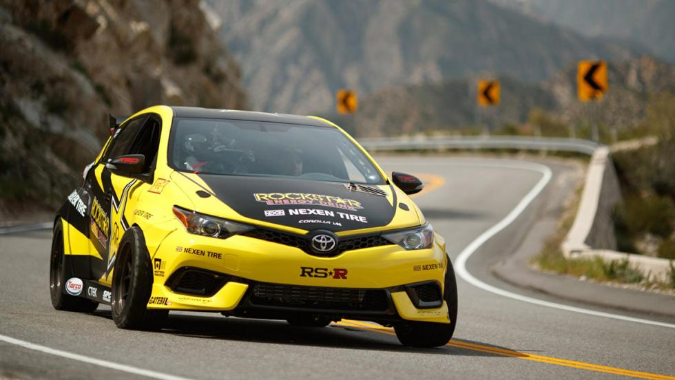 El Toyota Auris con más de 1.000 CV
