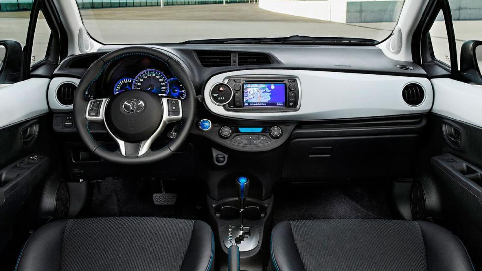 Toyota Yaris Hibrido coches aburridos