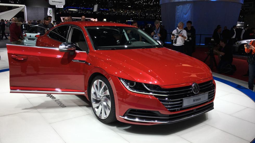 Volkswagen Arteon Salón de Ginebra 2017