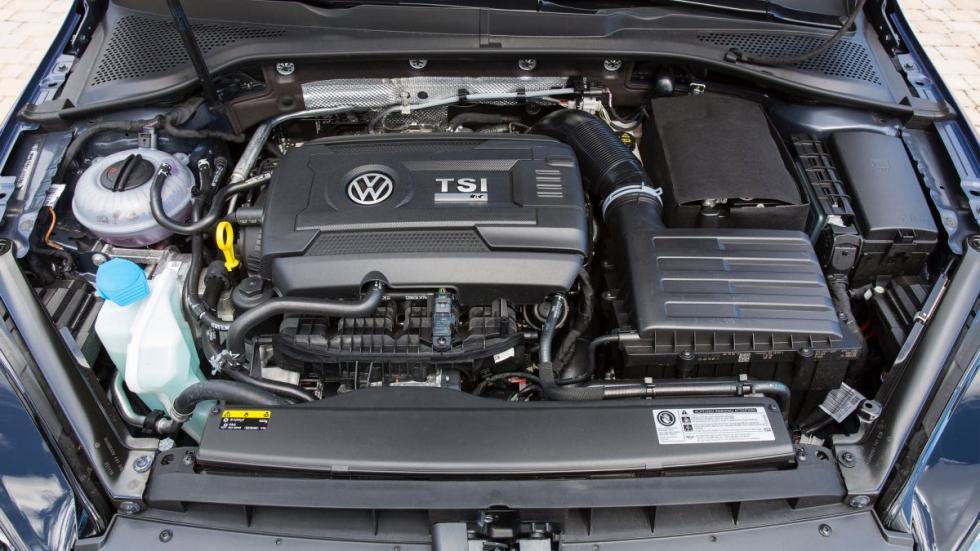 Motor Volkswagen Golf R 2017