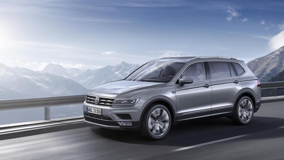Volkswagen Tiguan Allspace 2017 (III)