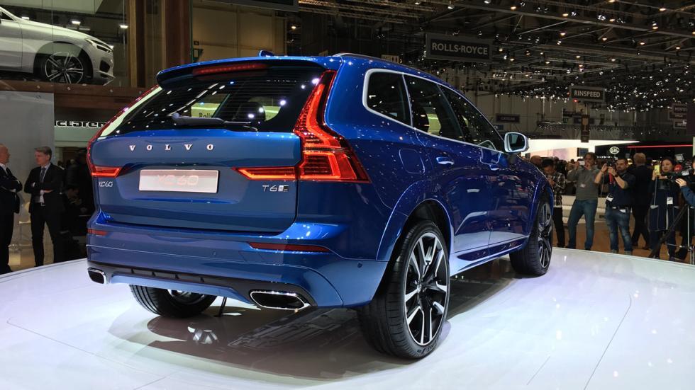 Volvo XC60 2017 Salón de Ginebra