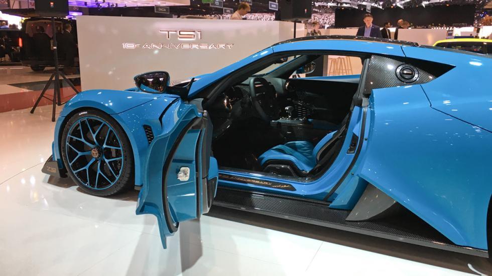 Zenvo TS1 GT 10 aniversario Salón de Ginebra 2017