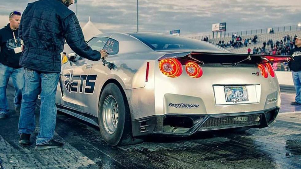 Nissan GT-R ETS más rápidos